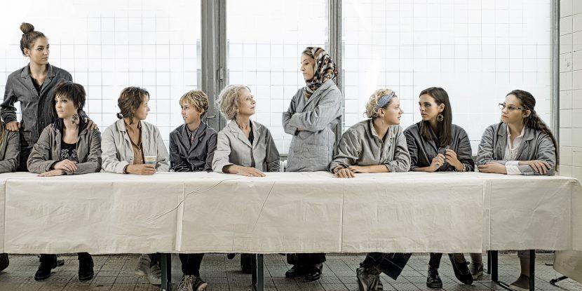Katharina Bintz Staatstheater Mainz Schauspielerin Sophie Stefano Massini Erstaufführung