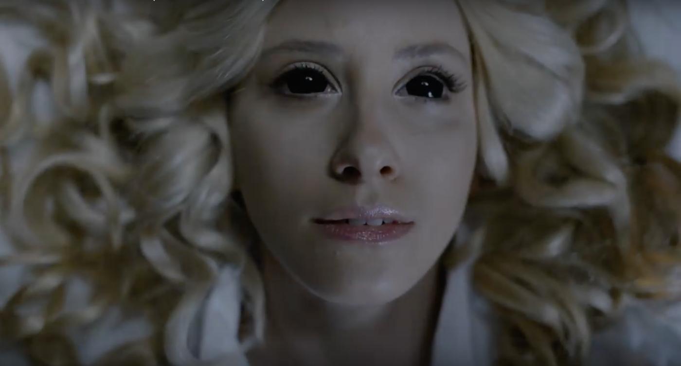 Katharina Bintz Musikvideo Seelenräuber Band Biest